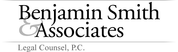 Benjamin Smith & Associates, Legal Counsel, P.C.